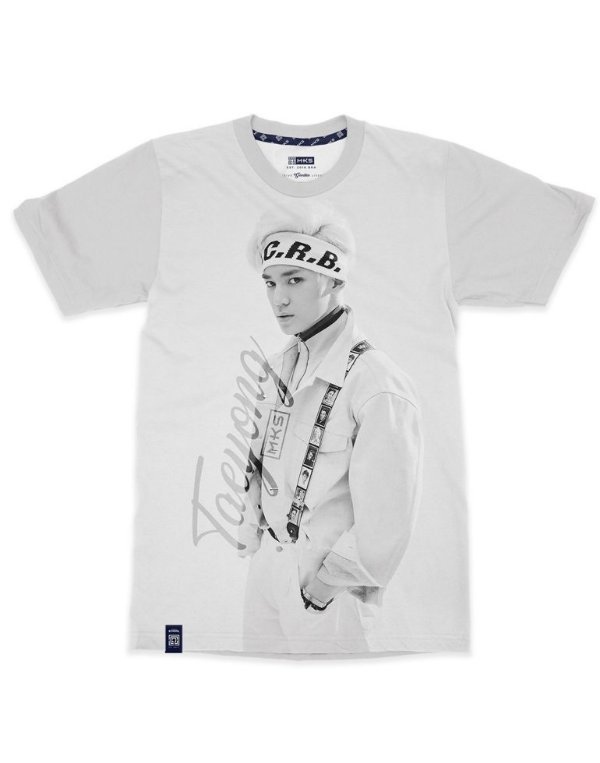 T-Shirt Black Shade NCT U Taeyong