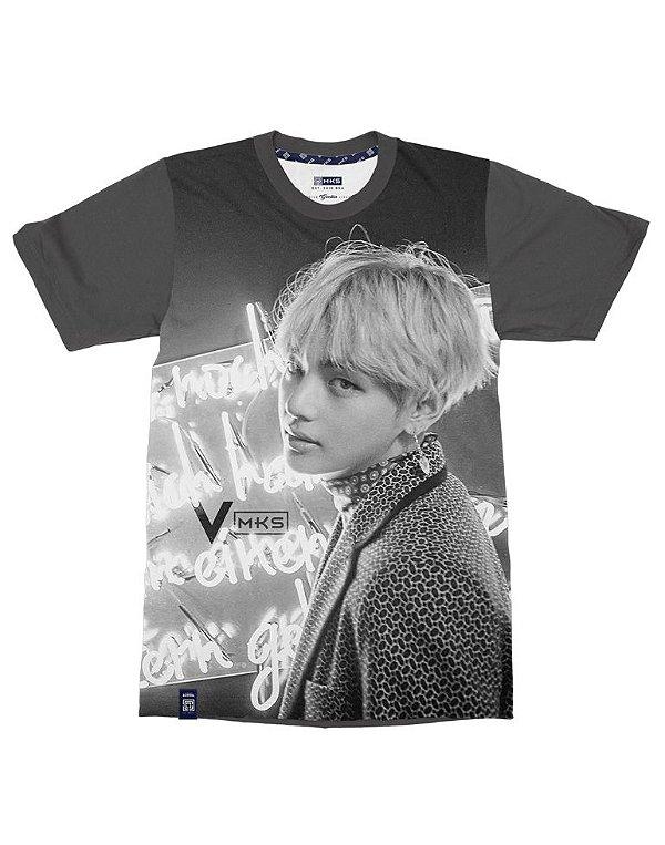 T-Shirt Black Shade BTS V
