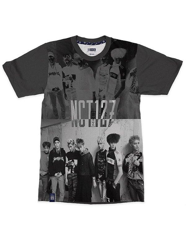 T-Shirt Black Shade NCT 127