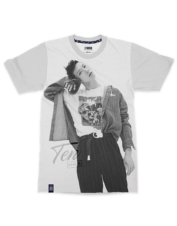 T-Shirt Black Shade NCT U Ten