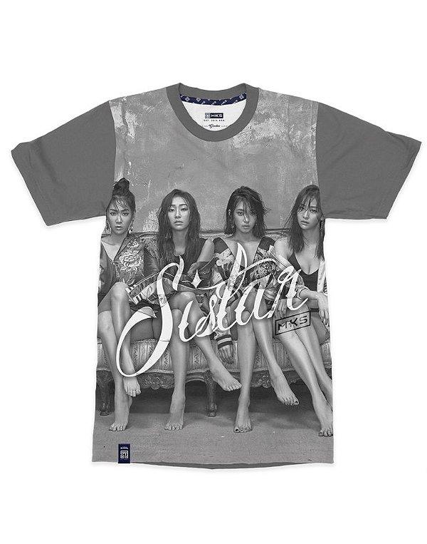 T-Shirt Black Shade Sistar
