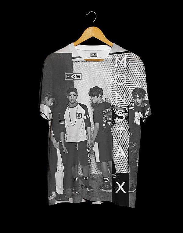 T-Shirt Black Shade Monsta X