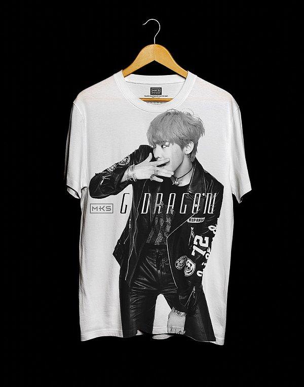 T-Shirt Black Shade Big Bang G-Dragon