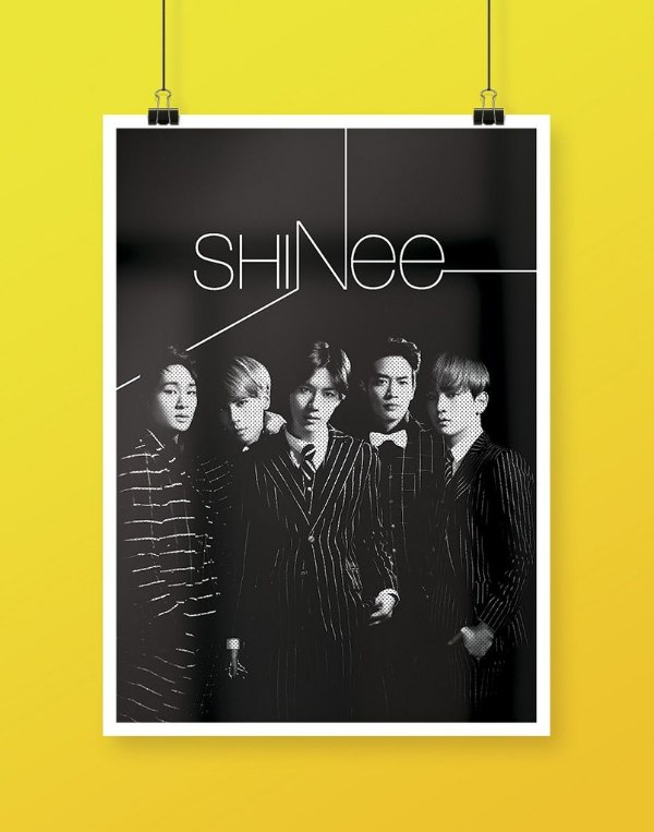 Poster SHINee