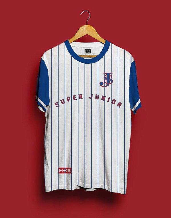 T-Shirt Super Junior Baseball Inspired