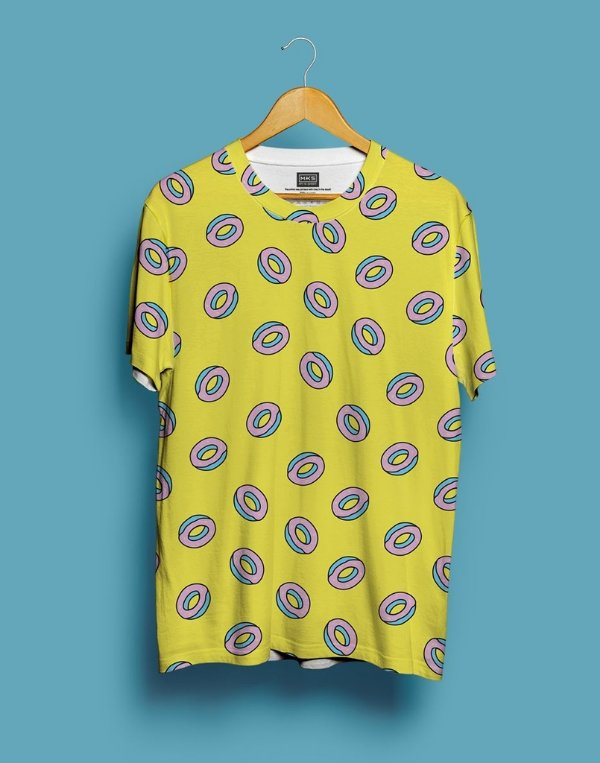 T-Shirt KPOP GOT7 Donuts Inspired