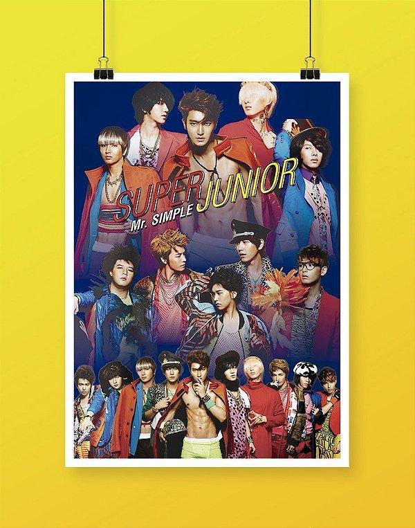 Poster Super Junior