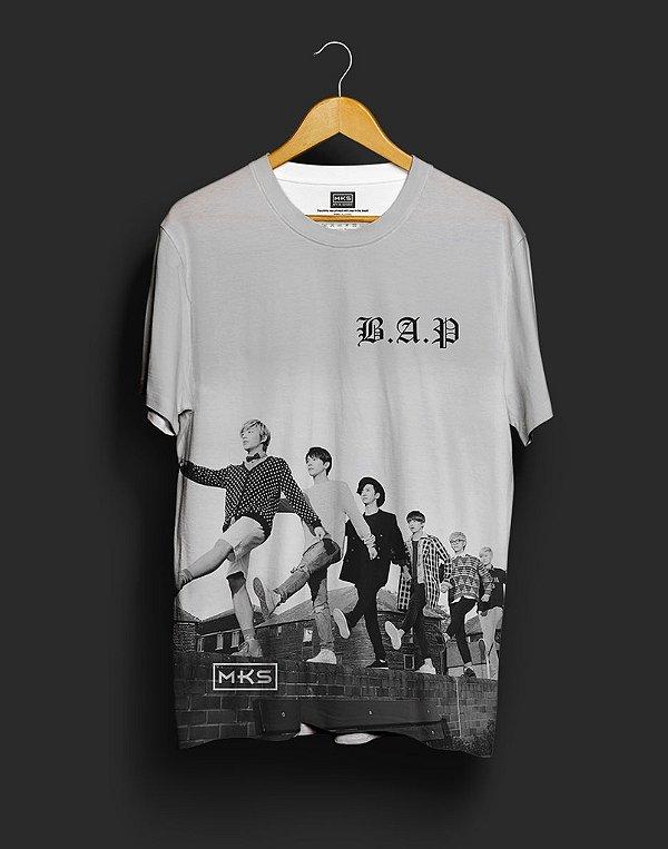 T-Shirt Black Shade B.A.P