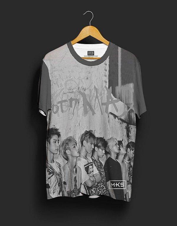 T-Shirt Black Shade Got7