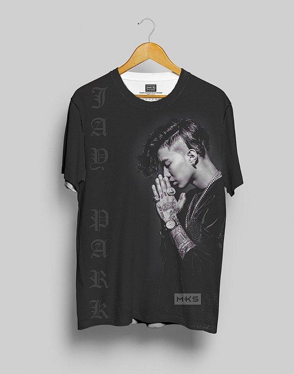 T-Shirt Black Shade Jay Park