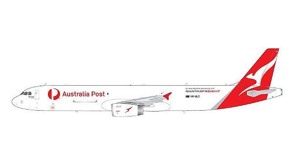 PRÉ- VENDA Gemini Jets 1:200 Express Freighters Australia Airbus A321P2F