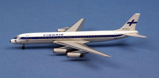Aeroclassics 1:400 Finnair DC-8-62