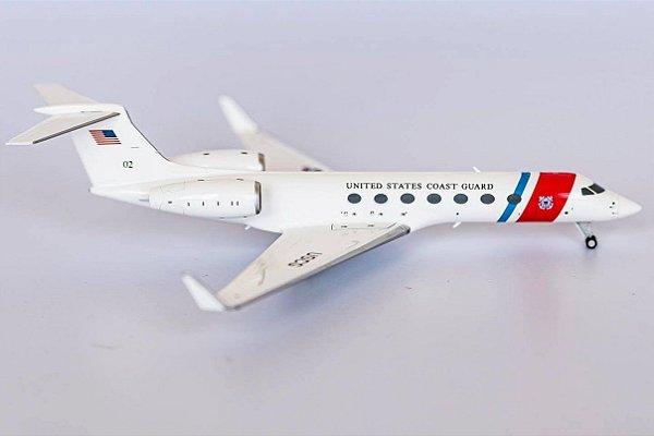 NG Models 1:200 United States Coast Guard Gulfstream C-37B