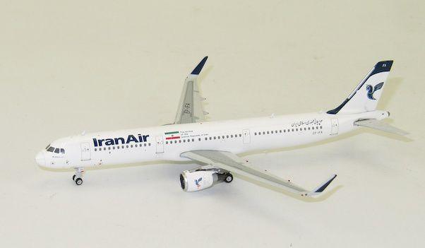 Phoenix 1:400 Iran Air Airbus A321