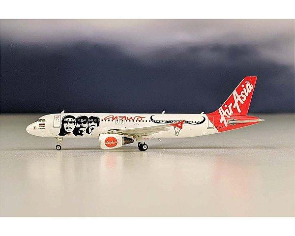 Phoenix 1:400 Air Asia Airbus A320