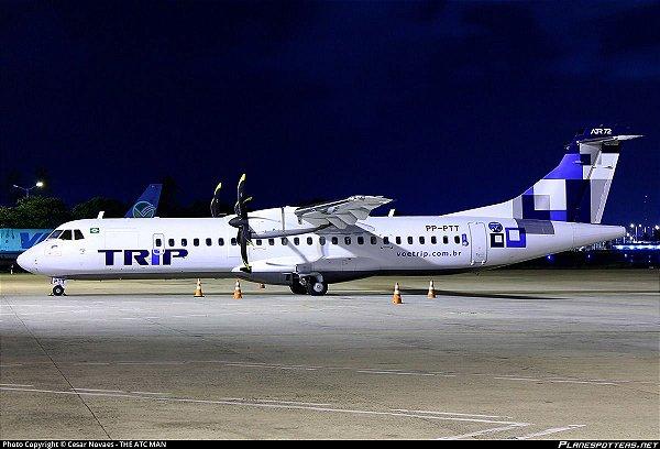ATR 72 da TRIP 1:400 (Intenção de Compra)
