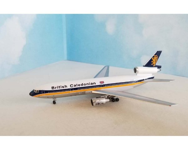 Aeroclassics 1:400 British Caledonian Douglas DC-10-30
