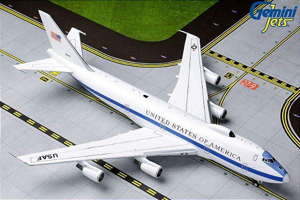 Gemini Jets 1:400 United States Air Force Boeing E-4B