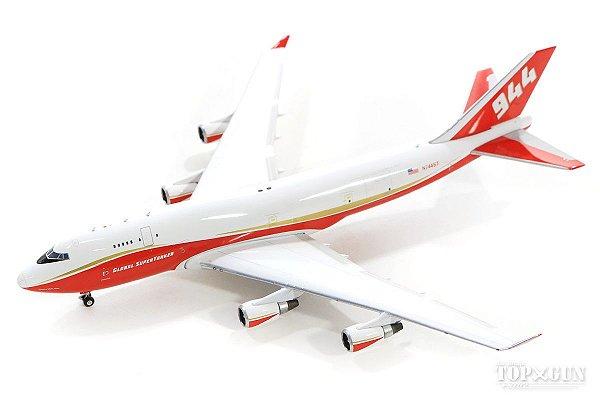 Phoenix 1/400 Global Supertanker Boeing 747-400F