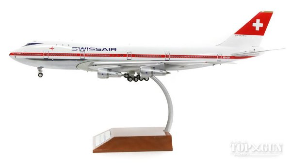 Inflight200 1:200 Swissair Boeing 747-200