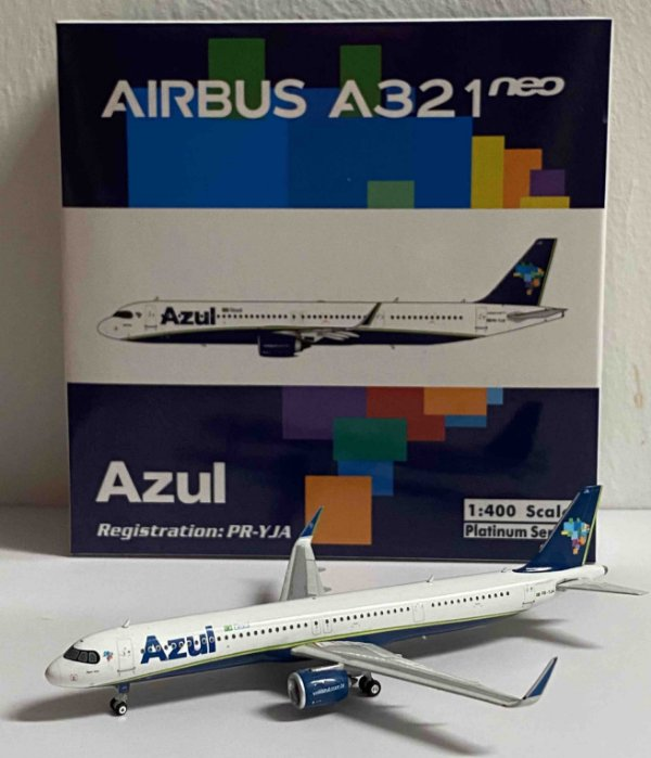 ENCOMENDA - Phoenix 1:400 Azul Airbus A321neo