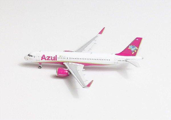"Phoenix 1:400 Azul Airbus A320 ""Rosa"""