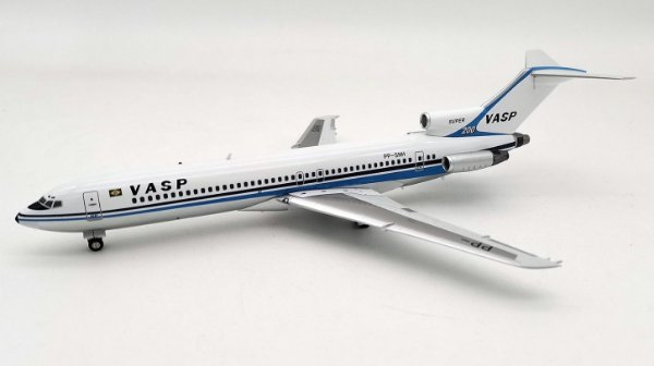 PRÉ VENDA - Inflight200 1:200 VASP Boeing 727-200