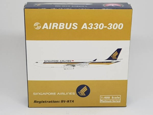 Phoenix 1:400 Singapore Airlines Airbus A330-300