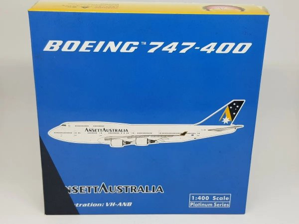 Phoenix 1:400 Ansett Australia Boeing 747-400