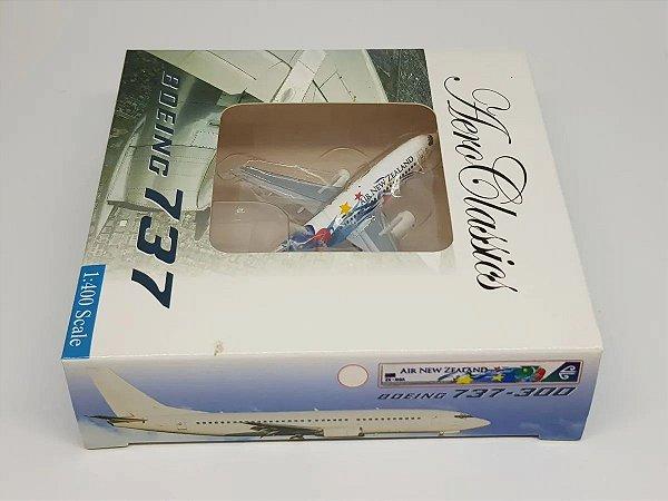 Aeroclassics 1:400 Air New Zealand B 737-300