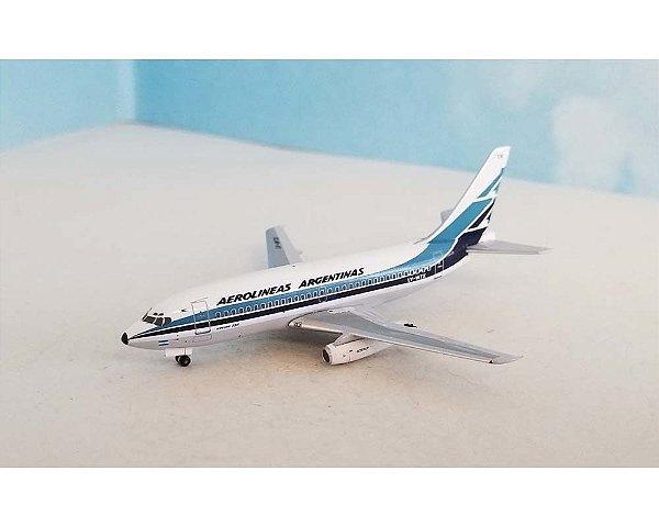 PRÉ VENDA - Aeroclassics 1/400 Aerolineas Argentinas Boeing 737-200