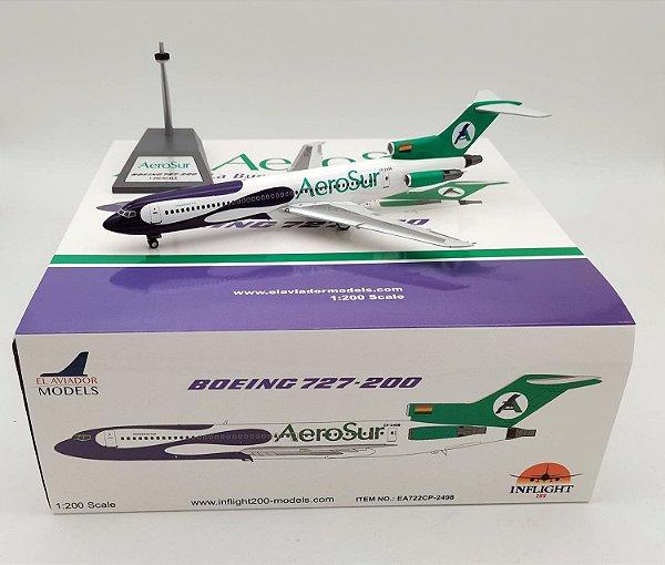 EL Aviador 1:200 Aerosur Boeing 727-200