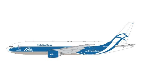 PRÉ- VENDA Gemini Jets 1:400 Air Bridge Cargo Boeing 777F