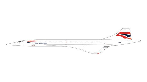PRÉ- VENDA Gemini Jets 1:400 British Airways Aerospatiale Concorde