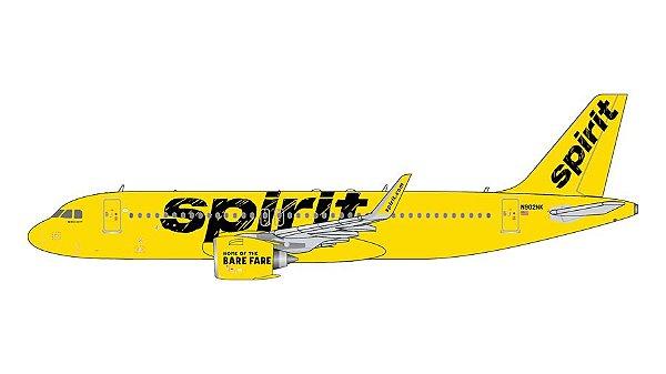 PRÉ- VENDA Gemini Jets 1:400 Spirit Airbus A320neo