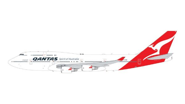 PRÉ- VENDA Gemini Jets 1:200 Qantas Boeing 747-400ER