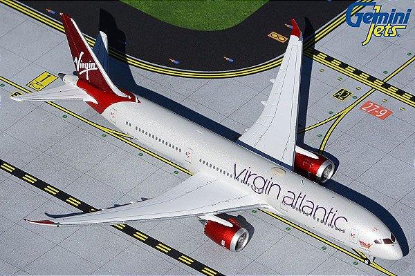 Gemini Jets 1:400 Virgin Atlantic Airways Boeing 787-9 Dreamliner