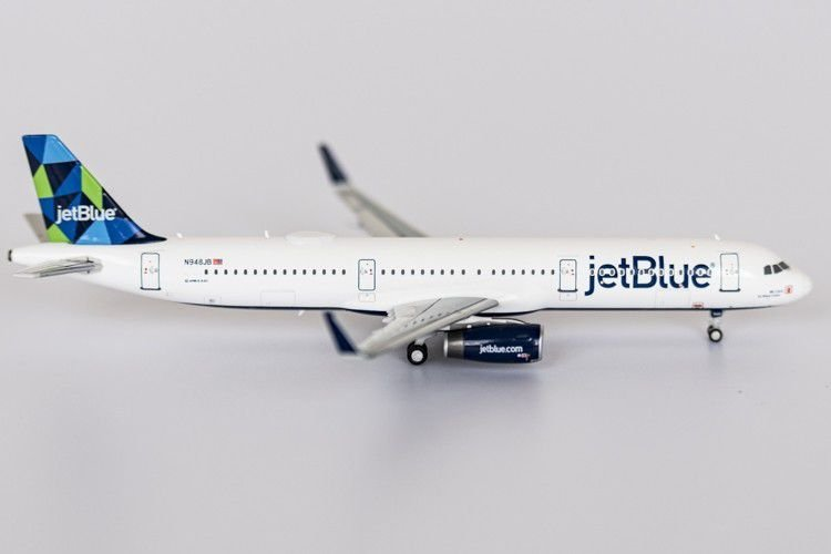 NG Models 1:400 JetBlue Airways Airbus A321-200