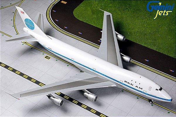 Gemini Jets 1:200 Pan Am Boeing 747-100