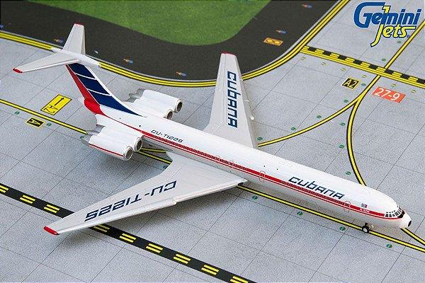 Gemini Jets 1:400 Cubana Ilyushin IL-62M