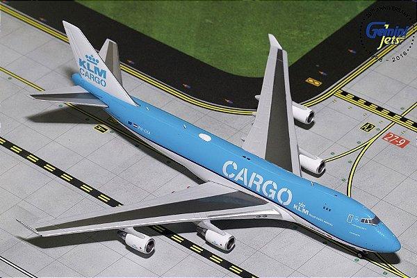 PRÉ- VENDA Gemini Jets 1:400 KLM Cargo Boeing B747-400F