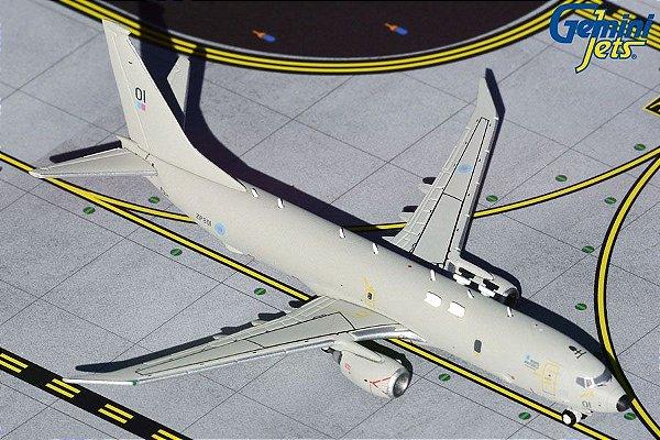 "PRÉ- VENDA Gemini Jets 1:400 Royal Air Force Boeing P-8A Poseidon ""Pride of Moray"""