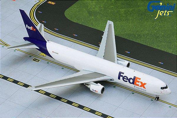 PRÉ- VENDA Gemini Jets 1:200 FedEx Boeing B767-300F