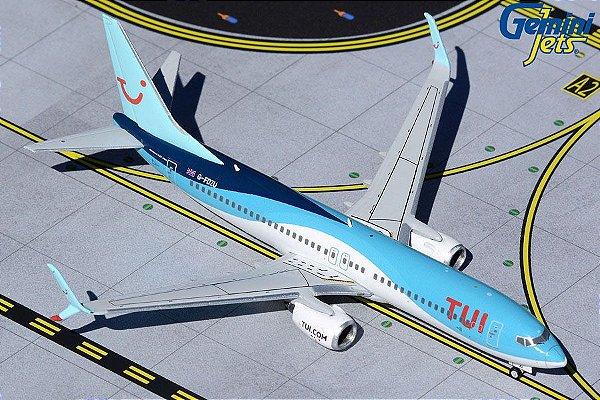 Gemini Jets 1:400 TUI Boeing B 737-800