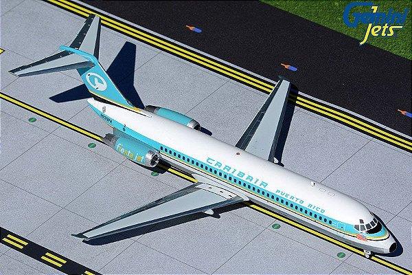 PRÉ- VENDA Gemini Jets 1:200 Caribair Mc Donnell Douglas DC-9-31