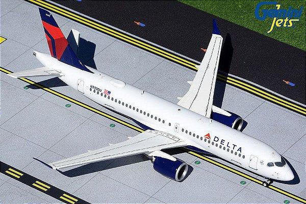 PRÉ- VENDA Gemini Jets 1:200 Delta Air Lines Airbus A220-300