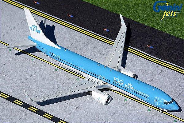 PRÉ- VENDA Gemini Jets 1:200 KLM Royal Dutch Airlines Boeing 737-900