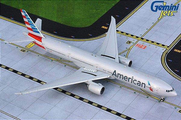 Gemini Jets 1:400 American Airlines Boeing B 777-300ER