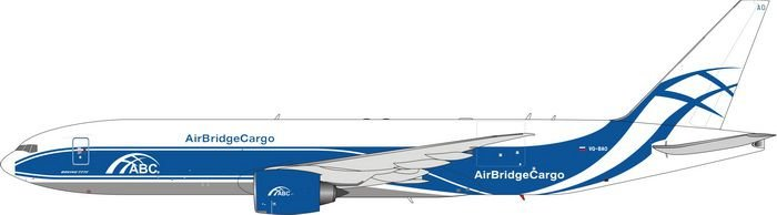 PRÉ- VENDA Phoenix 1:400 Air Bridge Cargo Boeing B777-200LRF
