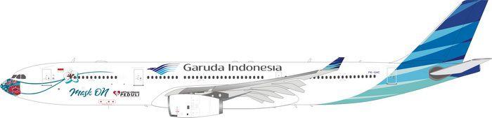 PRÉ- VENDA Phoenix 1:400 Garuda Indonesia Airbus A330-300
